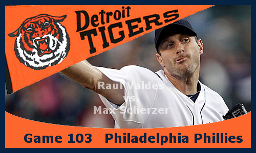 Post image for Game 2013.103: Phillies at Tigers
