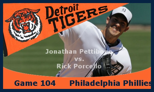 Post image for Game 2013.104: Phillies at Tigers