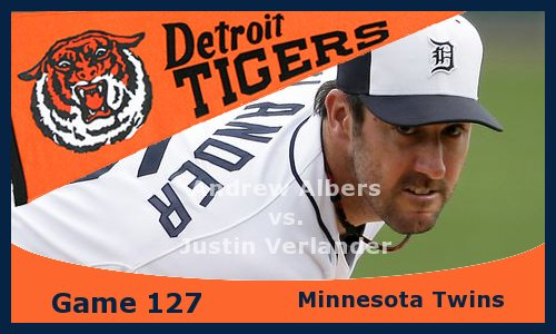 Post image for Game 2013.127: Twins at Tigers