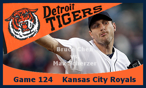 Post image for Game 2013.124: Royals at Tigers