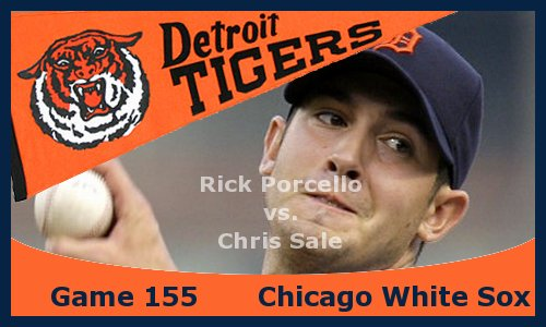 Post image for Game 2013.155: White Sox at Tigers