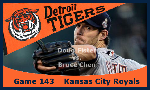Post image for Game 2013.143: Tigers at Royals