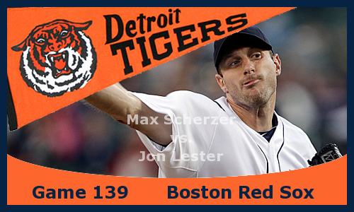 Post image for Game 2013.139: Tigers at Red Sox