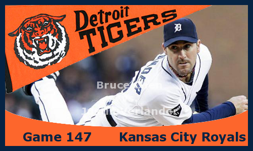 Post image for Game 2013.147: Royals at Tigers