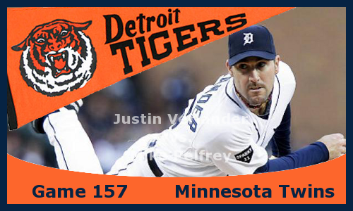 Post image for Game 2013.157: Tigers at Twins