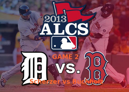 Post image for Game 2013. Playoffs 7: Tigers at Red Sox
