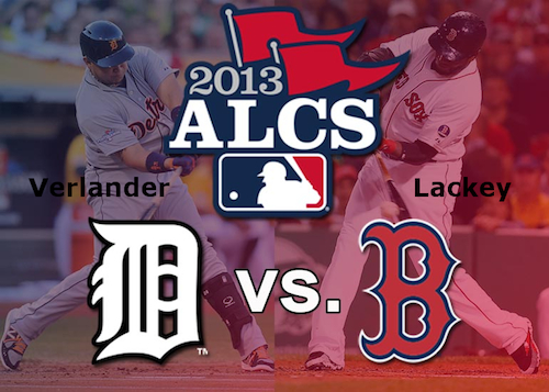 Post image for Game 2013. Playoffs 8: Red Sox at Tigers