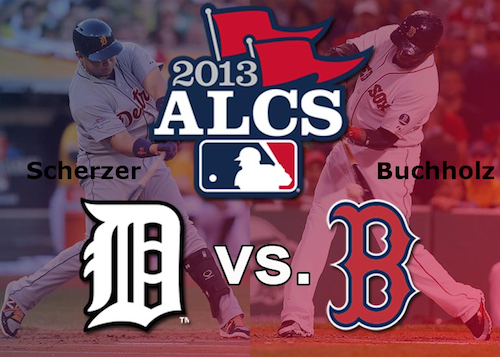 Post image for Game 2013. Playoffs 11: Tigers at Red Sox