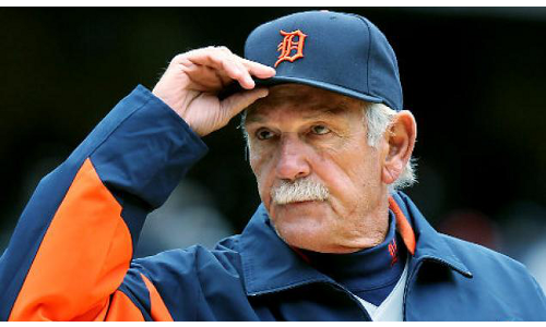 Jim Leyland Retires