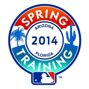 Post image for Spring Training is Here