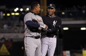 Jeter & Cabrera