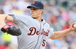 Detroit Tigers v Minnesota Twins - Game One