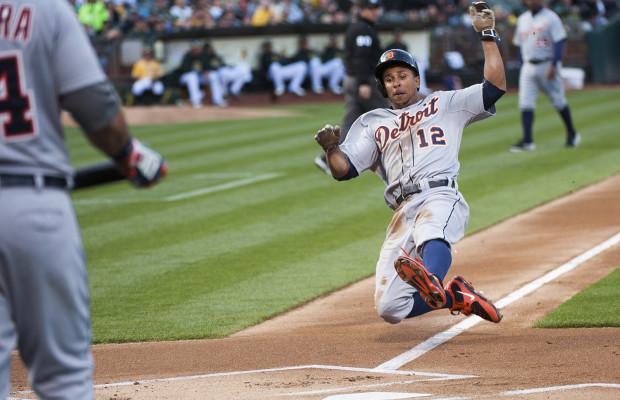 Detroit Tigers vs Oakland Athletics