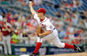Washington Nationals (41-40)