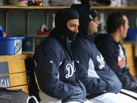 Game 2016.5: Yankees at Tigers – POSTPONED
